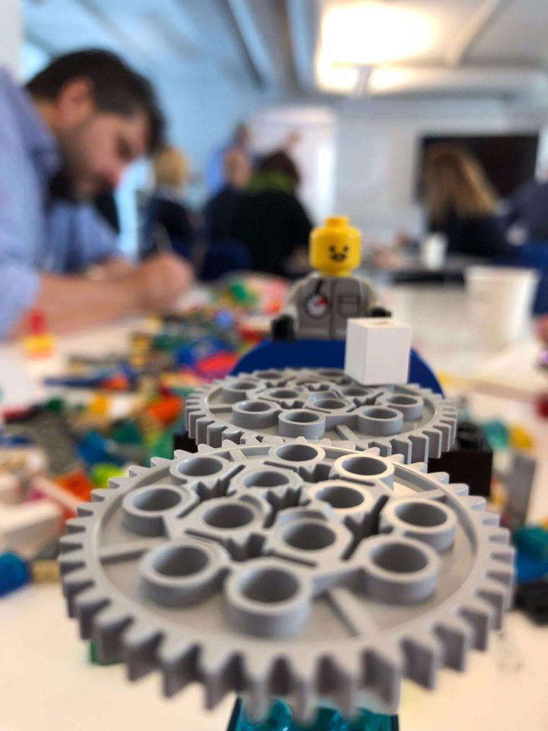 Por qué creemos en la metodología Lego Serious Play ®